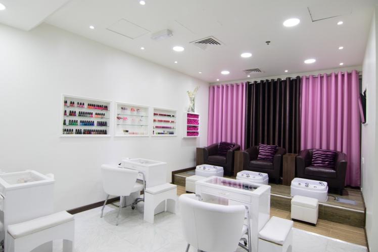 Ivy Nail Spa Dubai – Apple Salangsang